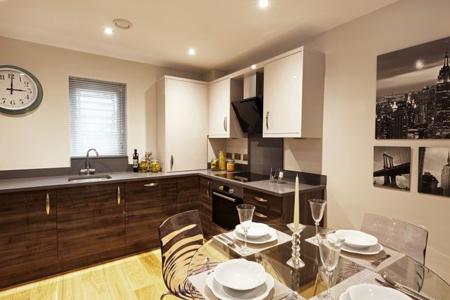 Thumbnail Flat for sale in Weldale Street Apartments, Reading