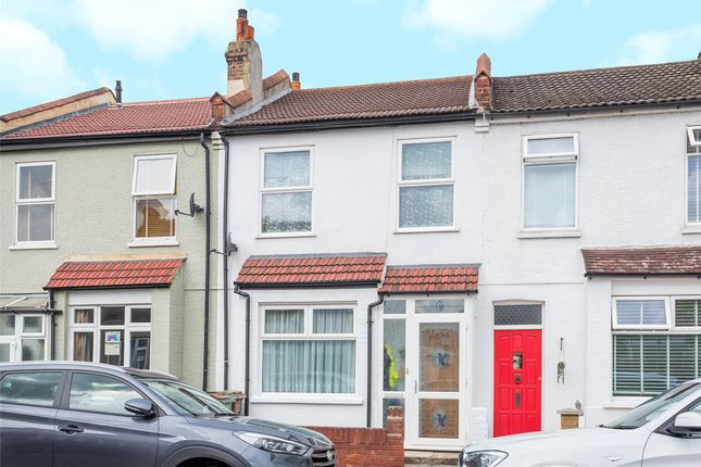 Thumbnail Terraced house for sale in Percy Road, Mitcham