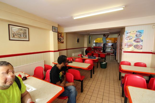 Thumbnail Restaurant/cafe to let in Surrey Street, Croydon
