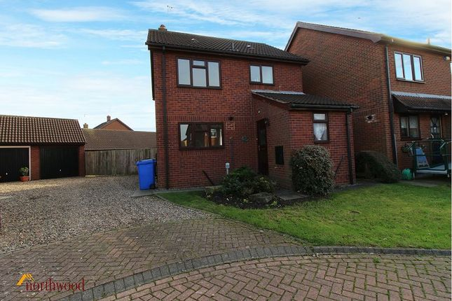 Thumbnail Detached house to rent in The Glade, Beverley