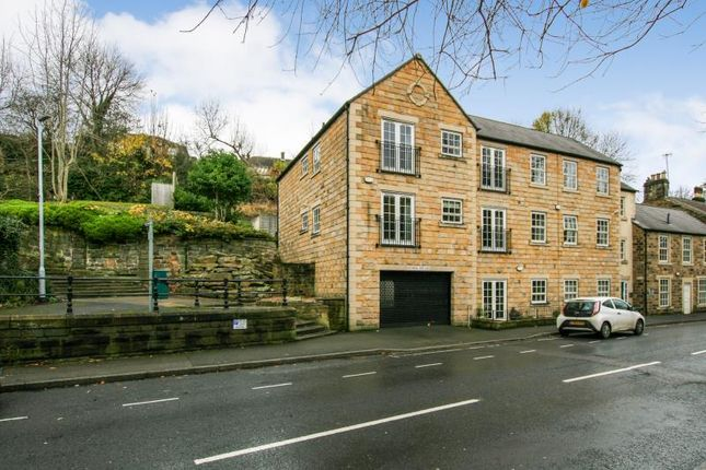 Thumbnail Flat for sale in The Priory, Sheffield Road, Dronfield, Derbyshire