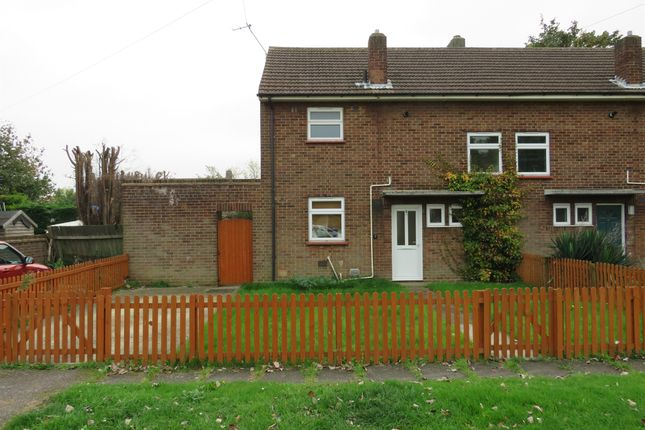 Thumbnail Semi-detached house for sale in Halifax Road, Shortstown, Bedford