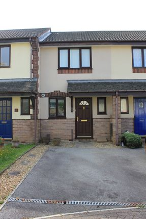 Thumbnail Terraced house to rent in Larch Close, Saltash