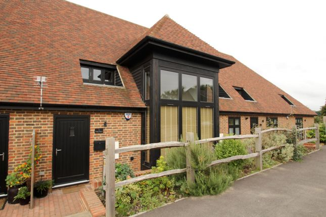 Thumbnail Property to rent in Tithe Barn, Wested Farm, Crockenhill
