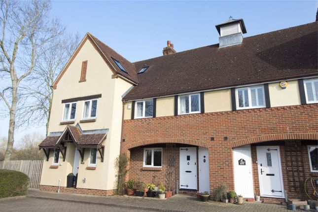 Thumbnail Terraced house for sale in Swan Mews, Hook Road, North Warnborough