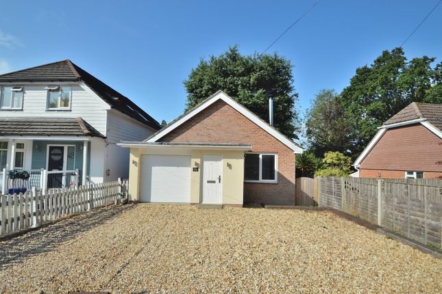 Thumbnail Detached bungalow for sale in Brownhill Road, Chandler's Ford, Eastleigh