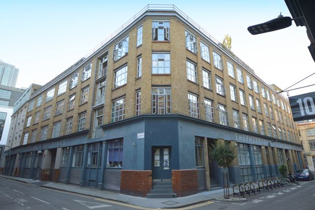 Thumbnail Flat to rent in Underwood Row, London