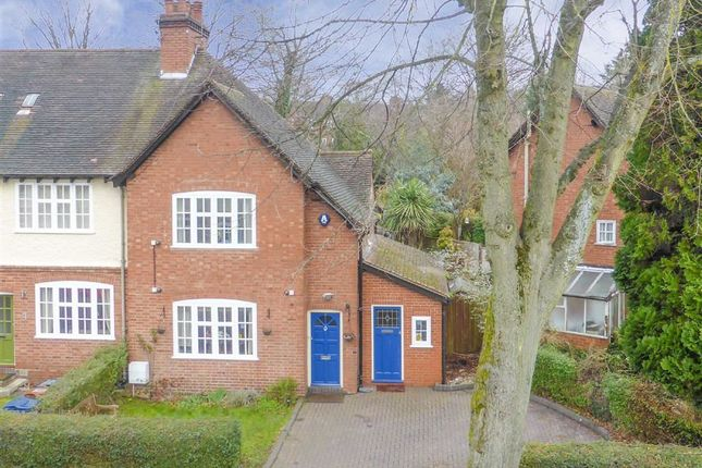 Terraced house for sale in Carless Avenue, Harborne, Birmingham
