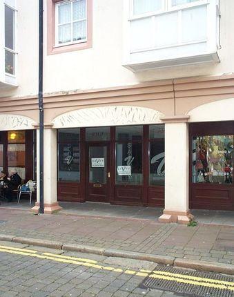 Thumbnail Retail premises to let in Roper Street, 8, Whitehaven