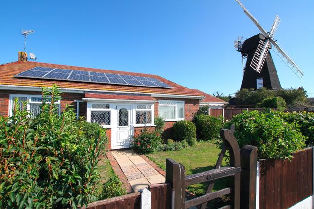 Thumbnail Detached bungalow for sale in Windmill Road, Herne Bay