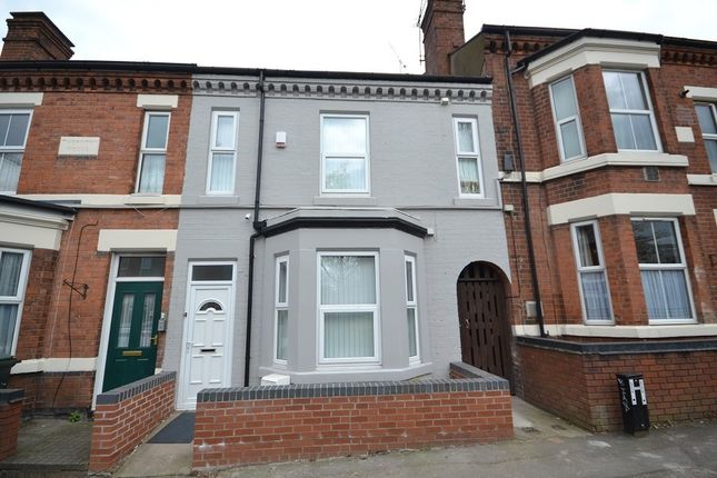 Thumbnail Terraced house to rent in Starley Road, Coventry