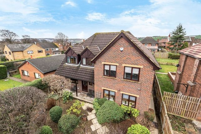 Thumbnail Detached house for sale in Nab Lane, Mirfield
