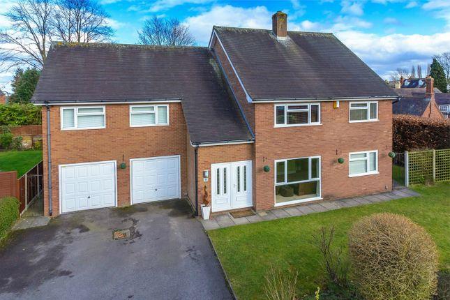 Thumbnail Detached house for sale in School Lane, Wellington, Telford, Shropshire