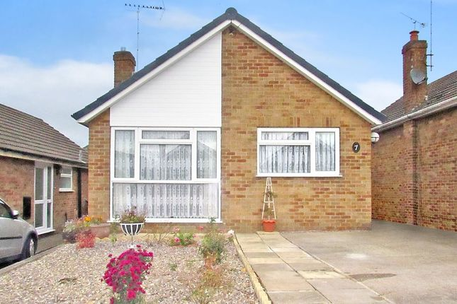 Thumbnail Detached bungalow for sale in Kelvin Close, Stapleford, Stapleford