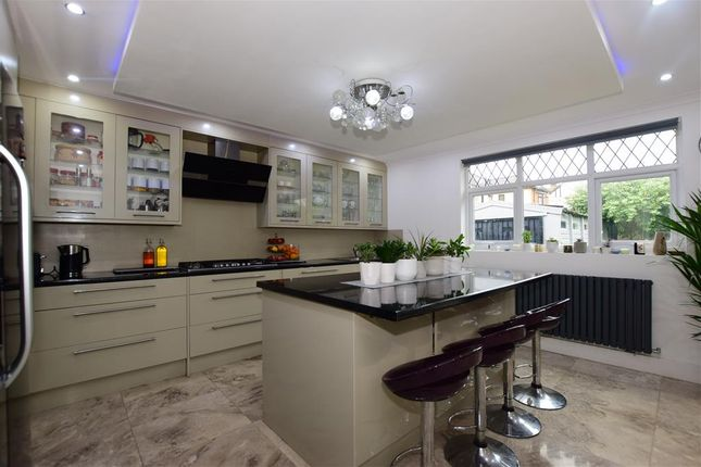 Thumbnail Semi-detached bungalow for sale in Clayhall Avenue, Clayhall, Ilford, Essex