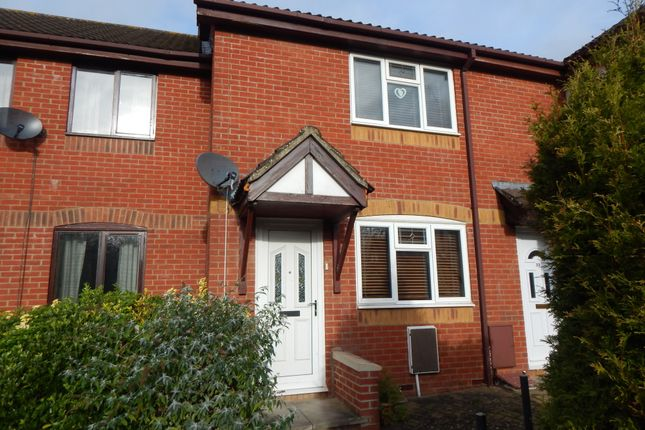 Thumbnail 2 bed terraced house to rent in Long Mead, Bristol, Avon