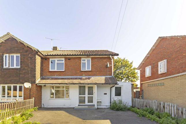 Thumbnail Property to rent in Saxon Avenue, Feltham