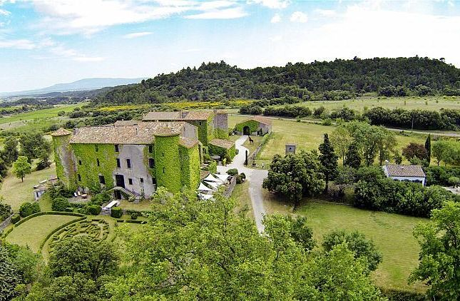 Thumbnail Property for sale in Chateau With Apartments, Carcassonne, Languedoc, Occitanie, France