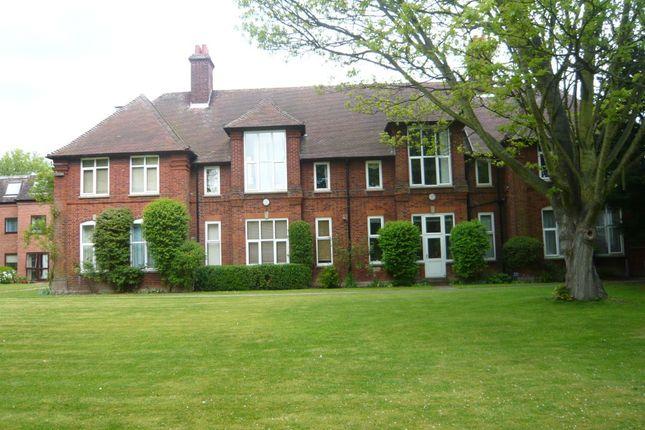Harvey Goodwin Gardens, Cambridge CB4