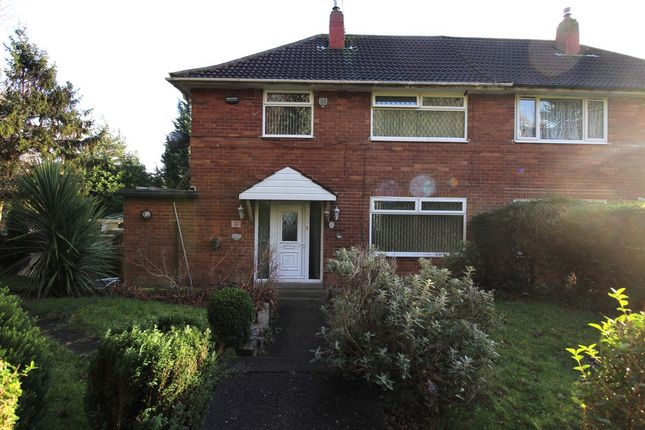 Thumbnail Semi-detached house for sale in Queenswood Drive, Headingley, Leeds