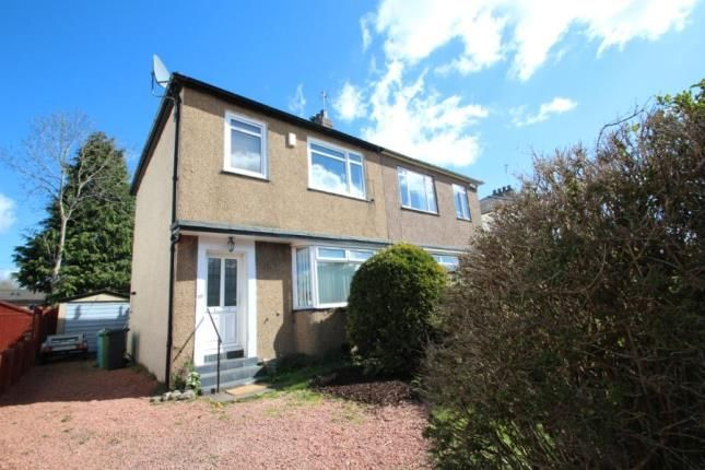 Thumbnail Semi-detached house for sale in Ravenscliffe Drive, Giffnock, East Renfrewshire