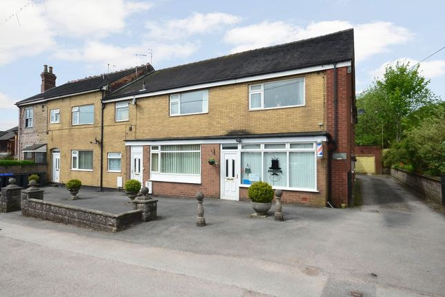Thumbnail Block of flats for sale in Green Lane, Blythe Bridge