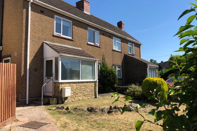 Thumbnail Semi-detached house to rent in Sandy Lane, Caldicot