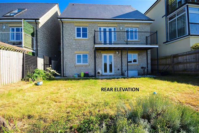 Thumbnail Detached house for sale in Donn Gardens, Bideford
