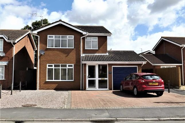 3 bed detached house for sale in Hall Gate, Holbeach, Spalding