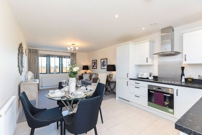 Thumbnail Semi-detached house for sale in Home 39, Duchy Field, Station Road, Bletchingdon, Oxfordshire