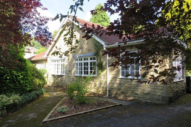 Thumbnail Detached bungalow for sale in Grove Road, Ilkley