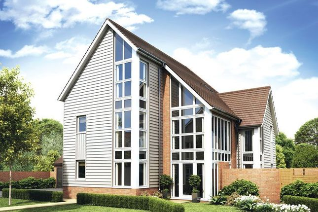 Thumbnail Detached house for sale in Defiant Close, Hawkinge, Folkestone
