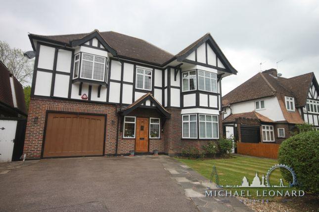 Thumbnail Detached house for sale in Dukes Avenue, Edgware