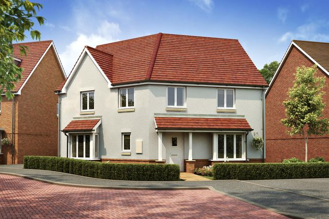 "Thumbnail Semi-detached house for sale in ""Ashtree"" at Langmore Lane, Lindfield, Haywards Heath"