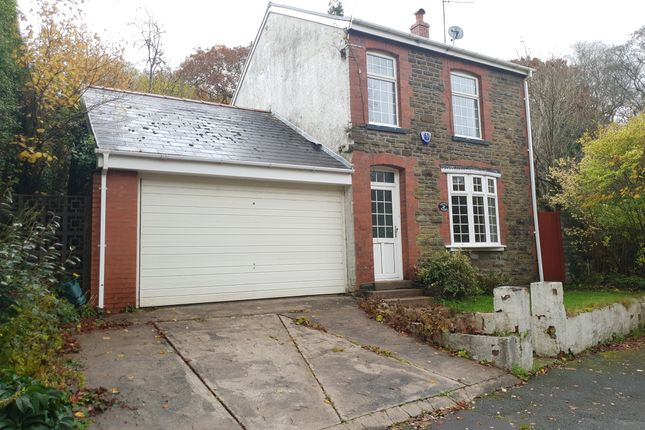 Thumbnail End terrace house for sale in Clyne, Neath
