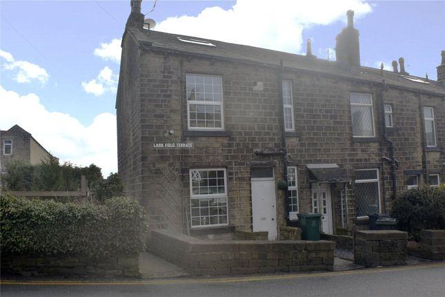 Thumbnail End terrace house for sale in Larkfield Terrace, Oakworth, Keighley