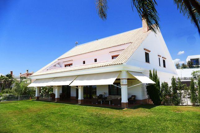 6 bed villa for sale in Calle Sand-Santa Clara Golf Manzana 2-14, Marbella, Andalucia, 29600, Spain