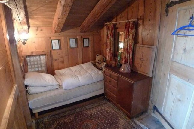 Attic Room of Verbier, 1936 Bagnes, Switzerland