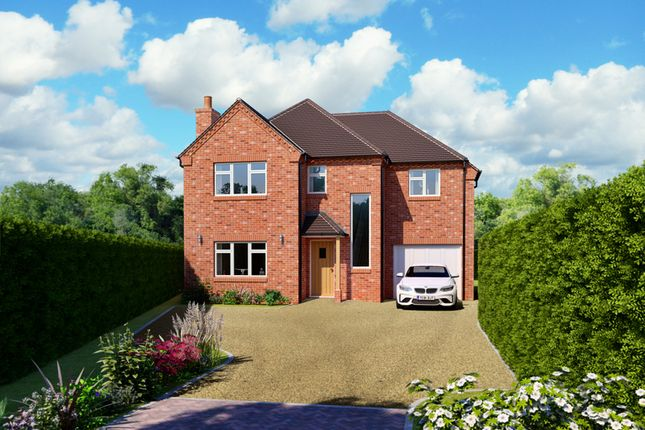 Thumbnail Detached house for sale in High Street, Inkberrow, Worcester