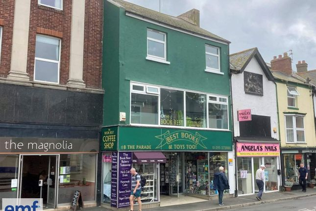 Thumbnail Commercial property to let in Exmouth, Devon