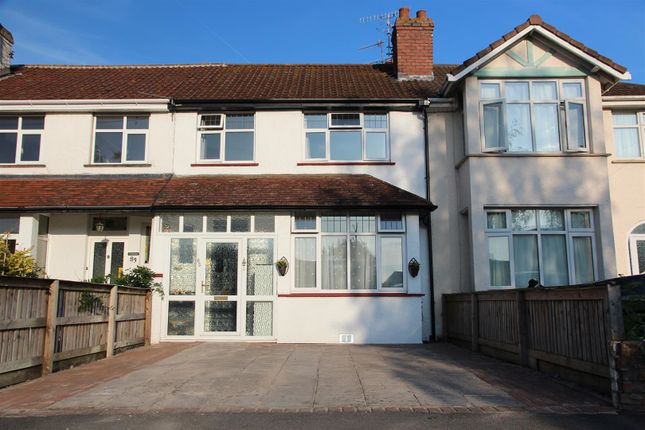 Thumbnail Terraced house for sale in Ham Green, Pill, Bristol