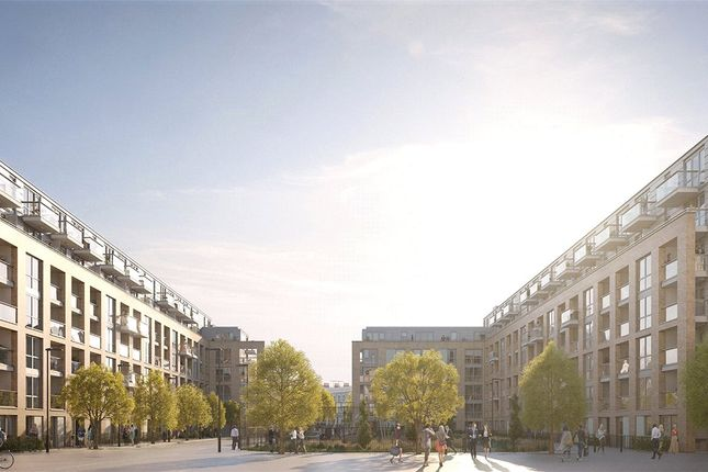 Thumbnail Property for sale in Packington Square, London