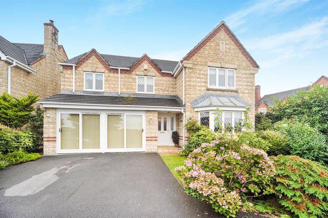 Thumbnail Detached house for sale in Bolts Croft, Chippenham