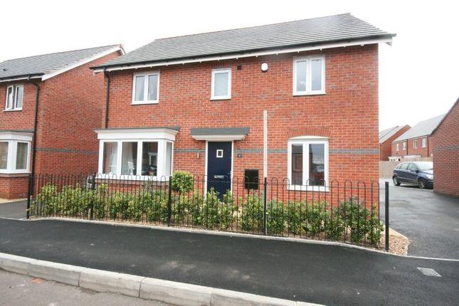 Thumbnail Detached house to rent in Heathermount, Broadheath, Altrincham