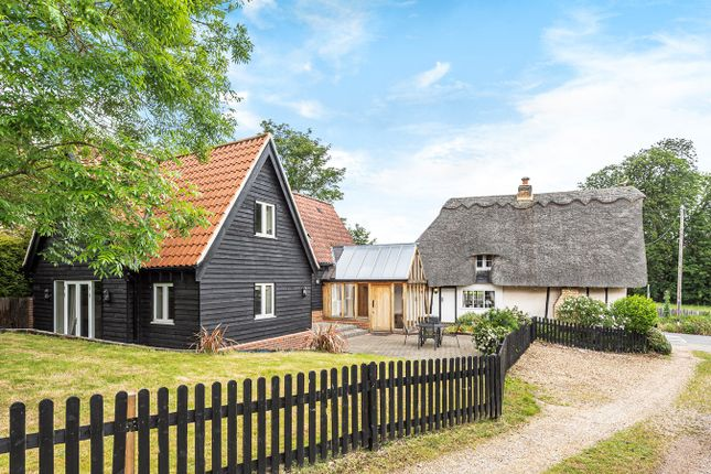 Thumbnail Detached house for sale in Warden Road, Ickwell