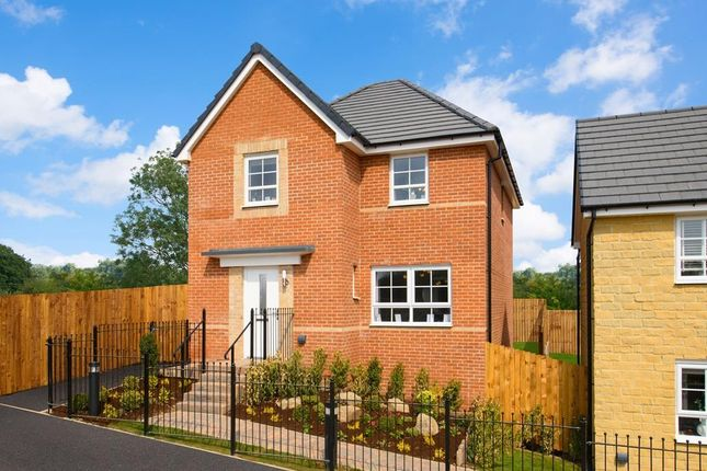 """Thumbnail Detached house for sale in """"Kingsley"""" at Riverston Close, Hartlepool"""