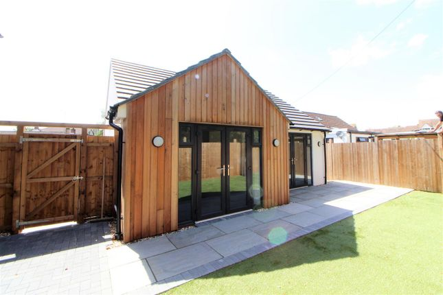 Thumbnail Detached bungalow for sale in Old Tewkesbury Road, Norton, Gloucester