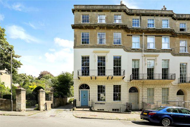 Thumbnail End terrace house for sale in Cavendish Place, Bath