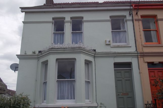 Thumbnail Semi-detached house to rent in Victoria Road, Mount Charles, St Austell
