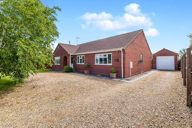 3 bed detached bungalow for sale in Delph Road, Long Sutton, Spalding PE12